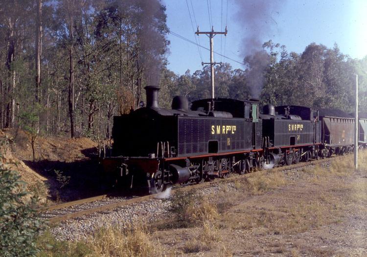 Maitland Australia Railway