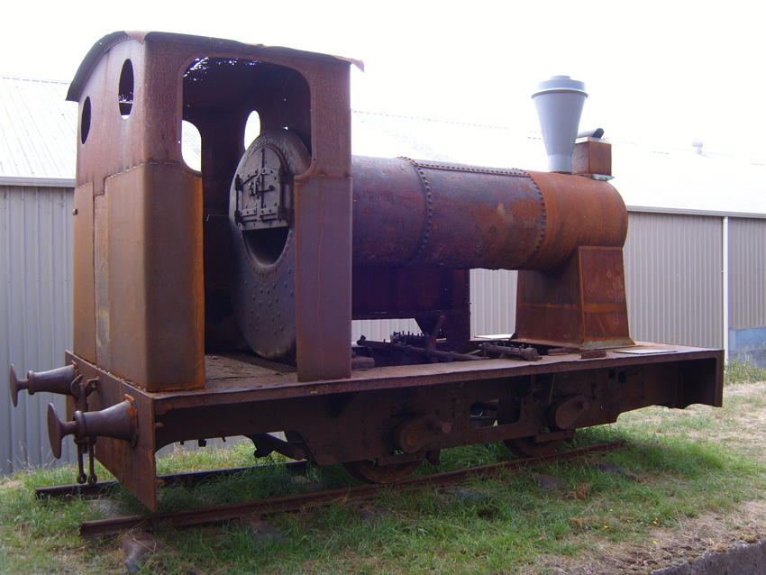 Preserved Steam Locomotives Down Under Kerr Stuart 685